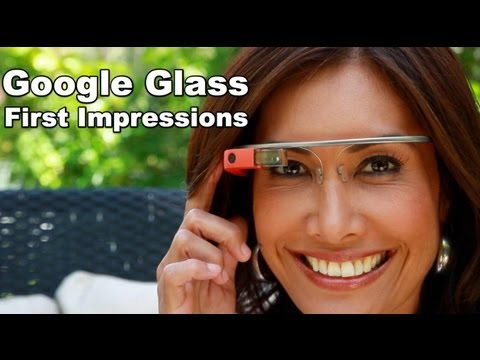 Google Glass Review: First Impressions