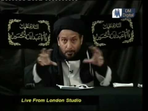 Proof Jan Ali Kazmi is Against Zanjeer Zani ka matam (Azadari) in the UK