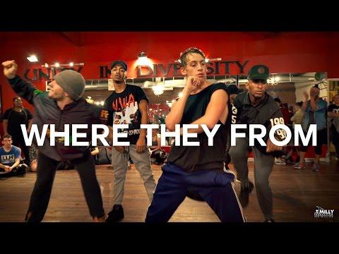 Missy Elliott - WTF (Where They From) @_TriciaMiranda Choreography - Filmed by @TimMilgram
