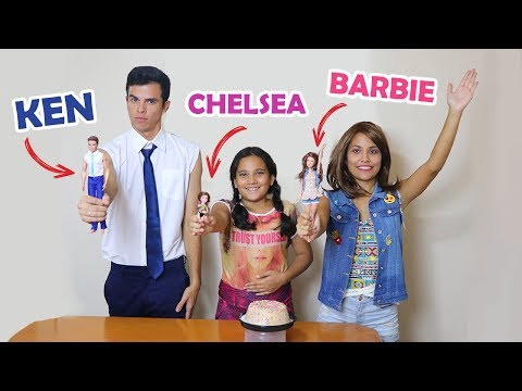 BARBIE NA VIDA REAL! - KIDS FUN