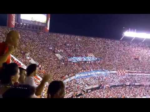 Video - LLEGA EL DOMINGO + FIESTA - River Plate vs Tigres - Copa Libertadores 2015 - Los Borrachos del Tablón - River Plate - Argentina