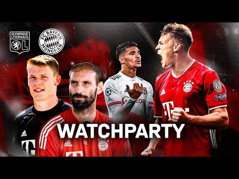 Olympique Lyon 🆚   FC Bayern mit Alexander Nübel, Tom Starke und Manu Thiele! #OLFCB