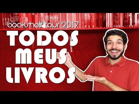 BookShelf Tour 2017 | O Refúgio