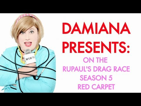 drag race - Damiana Garcia speaks with celebrities Abby Lee Miller, Aubrey O'Day, Chaz Bono, Julie Brown, past crown holders Bebe Zahara Benet, Tyra Sanchez, Raja, and S...