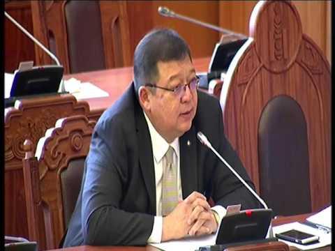 Ж.Бат-Эрдэнэ: Хадгаламжийн хүүгийн орлогод татвар ногдуулахдаа босго тогтоох хэрэгтэй