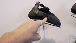 Black Diamond Climbing Shoes And Shiny Gear by Matt Groom