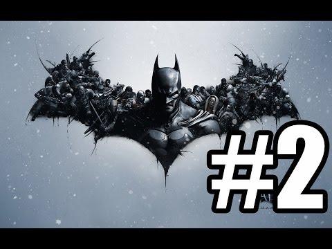 Прохождение Batman Arkham Origins Часть 2