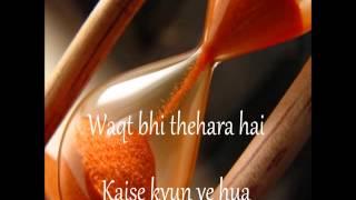 Video Sun raha hai na tu (Karaoke)- Shreya Ghoshal MP3, 3GP, MP4, WEBM, AVI, FLV Agustus 2018