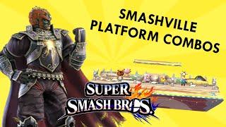Situational Smashville Combos!