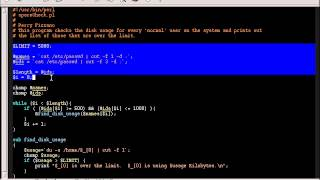 021  Perl Programming Language