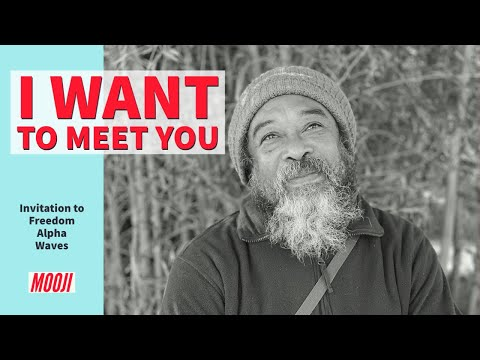 "Mooji Video: I Will Reveal the ""Truth"", But First You Must Leave Your Mind At the Door"