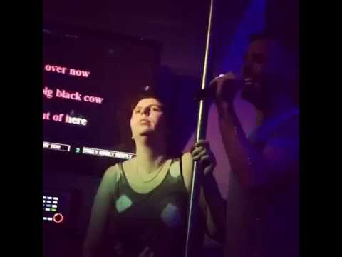 Duet Rocking The Mic At 5 Bar Karaoke & Lounge