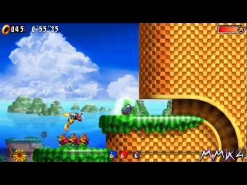 Sonic Fusion Online Multiplayer #08