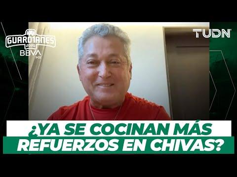 ¿Más refuerzos para Chivas? ¡Vucetich casi suelta la sopa! | TUDN