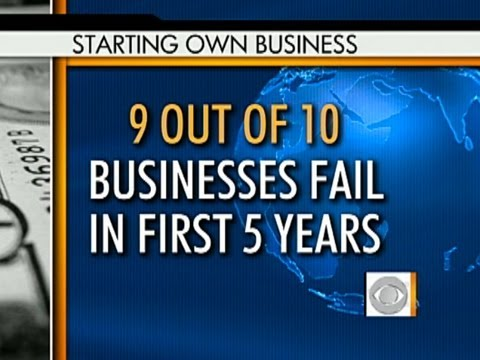 The Early Show - Tips for small business owner success