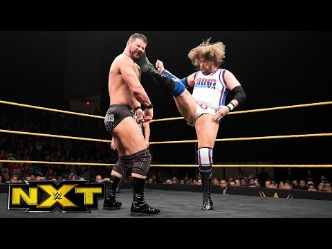 Bobby Roode vs. Kassius Ohno - NXT Championship Match: WWE NXT, March 15, 2017