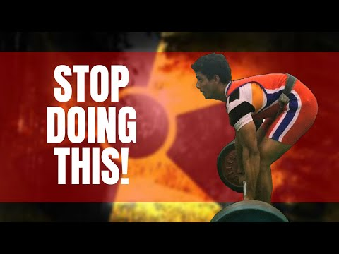 How To Deadlift : Learn This First | In Hindi