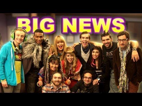 BIG NEWS! SEASON 2!