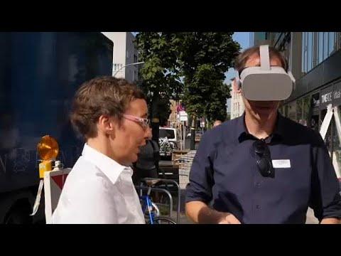 Το εικονικό ταξίδι στο Ανατολικό Βερολίνο