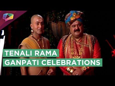 Tenali Rama Plans Ganpatai Celebrations |