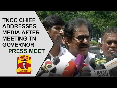 TNCC-Chief-S-Thirunavukkarasar-addresses-Media-after-meeting-TN-Governor-Vidyasagar-Rao