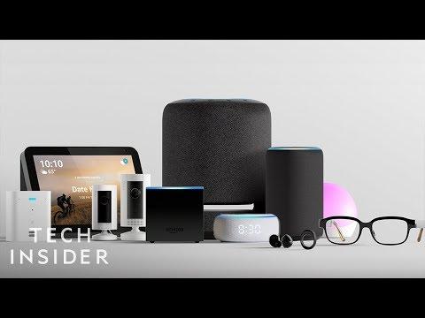 Amazonвs 2019 Alexa Devices Event In 5 Minutes
