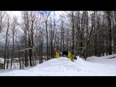 Bromley Mountain, VT - Terrain Park Sessions Ep. 3