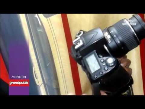 Nikon D90 à vendre
