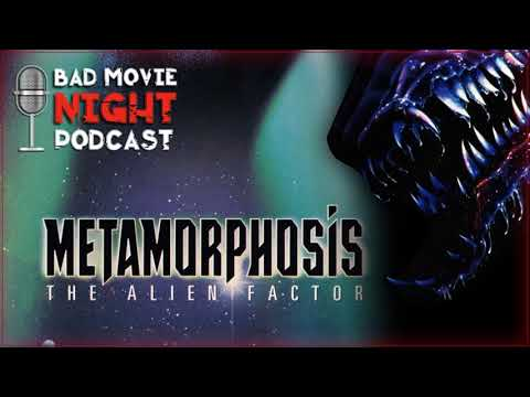 Metamorphosis: The Alien Factor (1990)