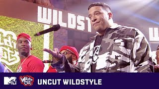 Jason Lee Puts Hitman Holla on Hush Mode 🤐 | UNCUT Wildstyle | Wild 'N Out
