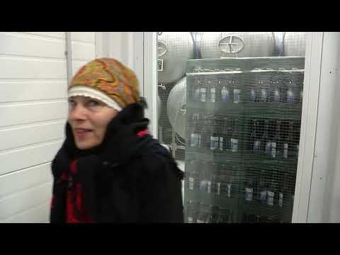 Valkā atklāta jauna alus darītava