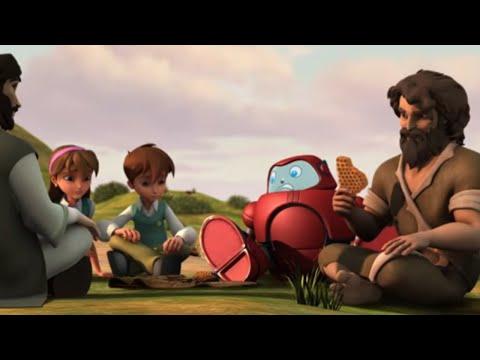 Superbook - John the Baptist - Season 2 Episode 6 - Full Episode (Official HD Version)
