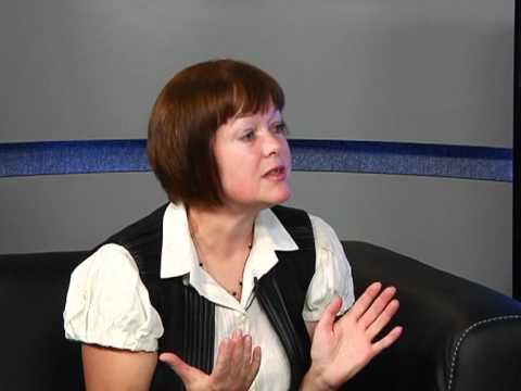 Интервью в студии - Ольга Лапина