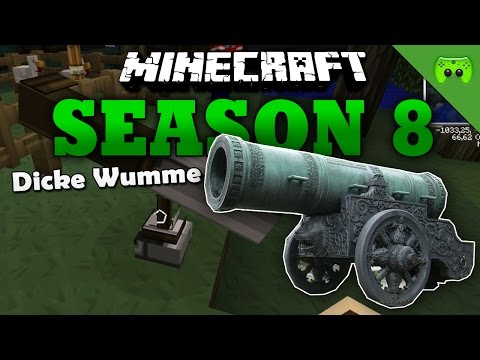 DICKE WUMME «» Minecraft Season 8 # 12 | HD