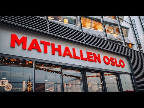 Mathallen, The culinary hall of Oslo