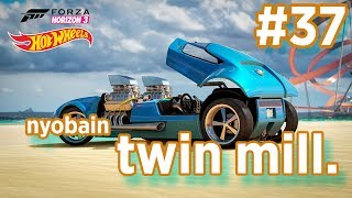 Video Mobil hot wheels twin mill - forza horizon 3 indonesia #37 MP3, 3GP, MP4, WEBM, AVI, FLV November 2017