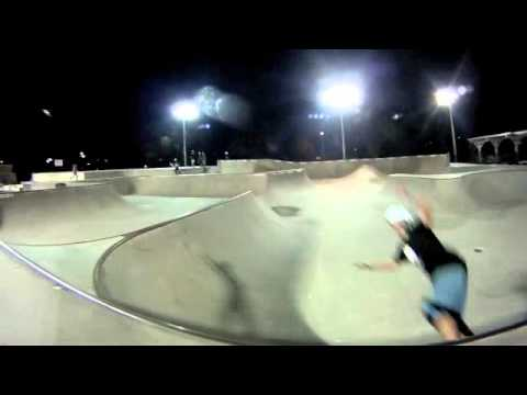 Orlando Skate Park with GoPro