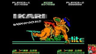 Ikari Warriors (Commodore 64 Emulated) by ILLSeaBass