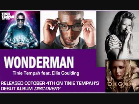Tinie Tempah feat. Ellie Goulding Wonderman (Preview)