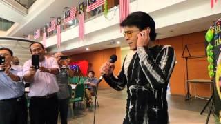 Jamal Abdillah Live Performance