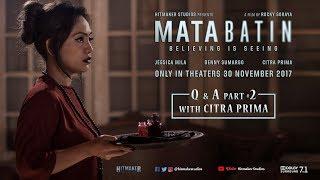 Nonton Q A Mata Batin Citra Prima Part 1 Film Subtitle Indonesia Streaming Movie Download