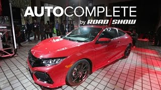 AutoComplete: Honda's new Civic Si is the most powerful one yet by Roadshow
