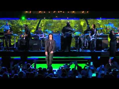Guts Over Fear - Eminem Live at The Concert for Valor 2014 (Full HD)