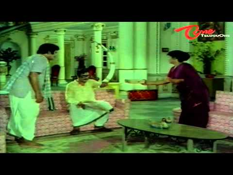 RaoGopala Rao Romance With Dancer  Comedy Scene