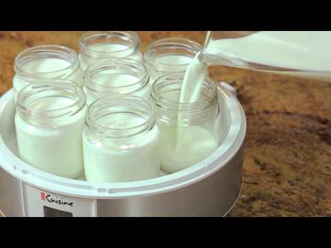 How to Use the Euro-Cuisine Automatic Yogurt Maker | Williams-Sonoma