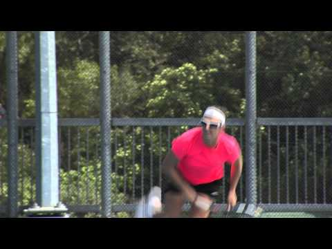 A day in the life of a player with Kirsten Flipkens