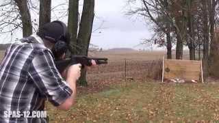 Franchi Combat Shoguns: SAS 12, PA7, PA8