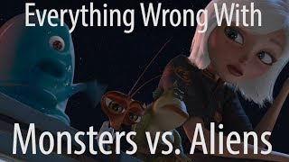 Video Everything Wrong With Monsters vs. Aliens MP3, 3GP, MP4, WEBM, AVI, FLV Maret 2019