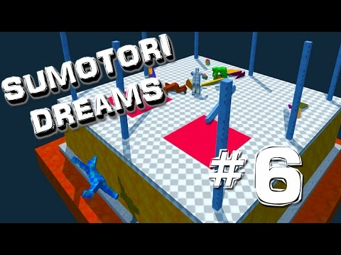 LAUNCH ME TO SPACE | Sumotori Dreams - Part 6