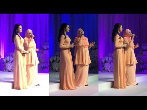 Rileks jer Datuk Siti Nurhaliza tarik suara walaup ...